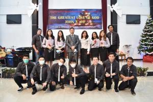 Ibadah Perayaan Natal GPdI Hosana Narada 20 Desember 2020